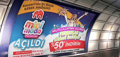 Mini Moda Outdoor